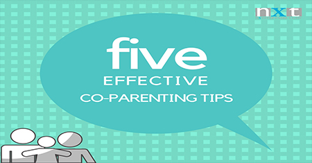 Five Effective Co-parenting Tips